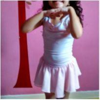 Roupa Ballet - 4 anos - Não informada