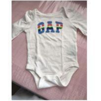 Body Gap Arco-íris - 0 a 3 meses - Baby Gap