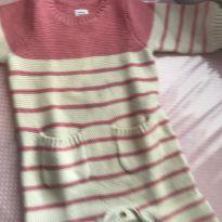 Macacão tricot Gap - 3 a 6 meses - Baby Gap