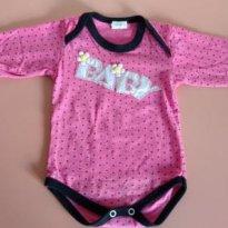 Body Baby - 0 a 3 meses - Petutinha