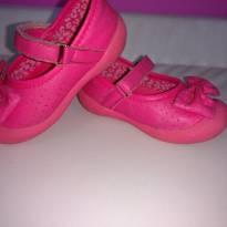 Sapatilha pink - 19 - Pampili