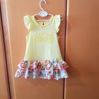Vestido sweet - 3 anos - Mon Sucré