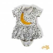Body Saia - 6 meses - Fábula