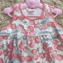 Vestido hello kitty Tam.10 - 10 anos - Hello Kitty by Sanrio