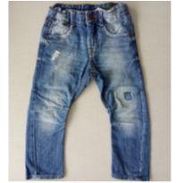 3 Calça Jeans com ajuste interno - 24 a 36 meses - Zara e Zara Home Kids