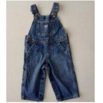 20. Jardineira Jeans - 9 meses - OshKosh e Oshkosh B´gosh e Ampelman