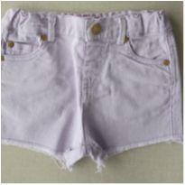 18. Shorts sarja Boulevard Baby com ajuste interno - 2 anos - Boulevard Baby