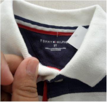 Polo Tommy Hilfinger - 3 anos - Tommy Hilfiger