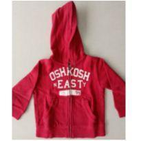 53. Blusa Oshkosh de moleton flanelado - 3 anos - OshKosh e Oshkosh B´gosh e Ampelman