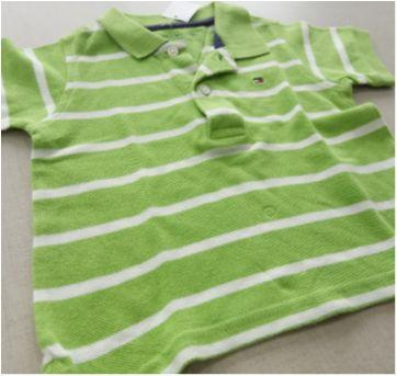 35. Polo Tommy Hilfiger - 1 ano - Tommy Hilfiger