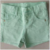 20. Shorts sarja Baby Club com ajuste interno - 3 anos - Baby Club