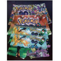 11. Kit Cuecas Pokemon - 3 anos - Sem marca
