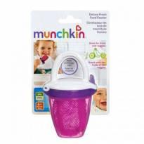 Alimentador de redinha com tampa - Munchkin -  - Munchkin