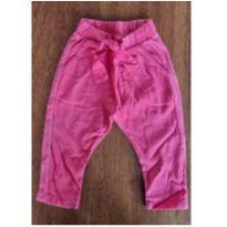 Calça Zara vermelha - 9 a 12 meses - Zara