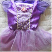 FANTASIA PRINCESINHA SOFIA - 5 anos - Disney