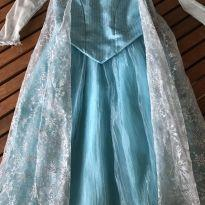 Fantasia Elza Frozen Disney - 6 anos - Disney