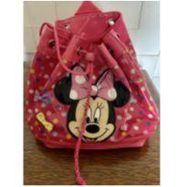 Bolsinha mochila Minnie -  - Disney