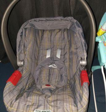 Bebê conforto - Sem faixa etaria - Burigotto