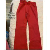 Calça de moletom da Hering TAM 12 - 12 anos - Hering