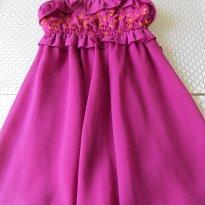Vestido de Tecido de Festa - DKNY - 2 anos - DKNY