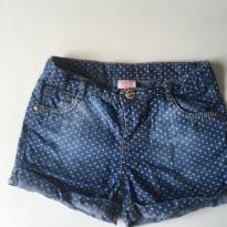 Short Jeans Baby Club - 4 anos - Baby Club