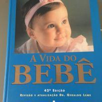 Livro A Vida do Bebê -  - Não informada