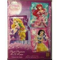Quebra Cabeça - Princesas Disney -  - Grow