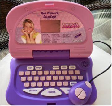 Meu Primeiro LapTop Xuxa - Sem faixa etaria - Candide