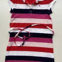 Vestido de Malha da Tommy Hilfinger - 7 anos - Tommy Hilfiger