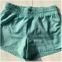 Short GAPfit - verde - 6 anos - GAP