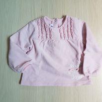 blusinha manga longa chicco - 1 ano - Chicco