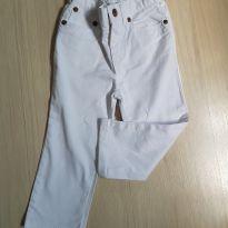 calça jeans branca Ralph Lauren - 2 anos - Ralph Lauren