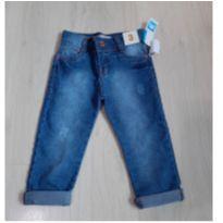Calça jeans nova - 3 anos - Nacional