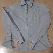 Camisa feminina - M - 40 - 42 - ROSA