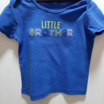Camiseta carters - 12 a 18 meses - Carter`s