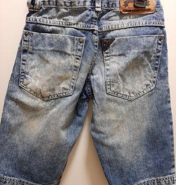 Bermuda jeans - 6 anos - Tigor T.  Tigre