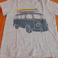 Camiseta kombi - 3 anos - Baby Club