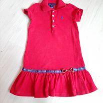 Vestido Ralph Lauren - 4 anos - Ralph Lauren