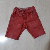Bermuda jeans - 12 a 18 meses - Imports Baby
