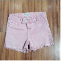 Shorts - 8 anos - Kids Denim girl