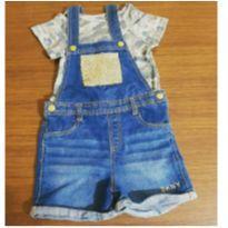 Jardineira - 4 anos - DKNY
