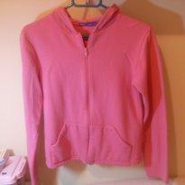moleton rosa - 14 anos - marisa