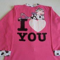 Pijama Puket - 12 anos - Puket