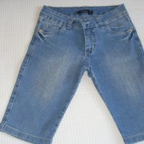 Bermuda jeans menina - 14 anos - George