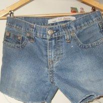 Short Jeans - 14 anos - Importada