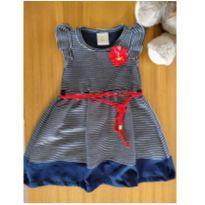 Vestido Angerô tamanho 1 - 1 ano - Angerô