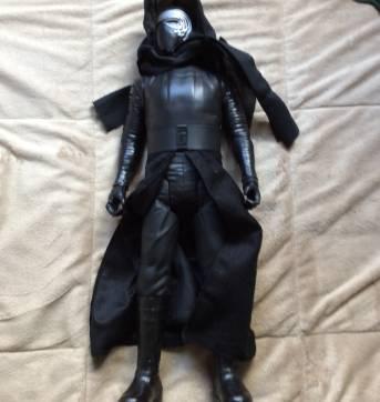Boneco star wars, 60cm de altura - Sem faixa etaria - Mattel