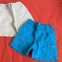 Kit 2 shorts, oshkosh, importado, tam2 - 2 anos - Carter`s e OshKosh