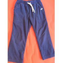 Calca fleece, importado, oshkosh carters, tam 4 (2) - 4 anos - OshKosh e Carter`s