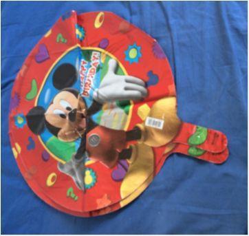 Decoração aniversário Mickey - Sem faixa etaria - Disney